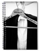 Pullman Tuxedo Spiral Notebook