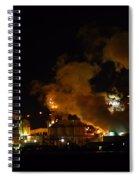 Pulp Mill Spiral Notebook