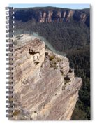 Pulpit Rock - Australia Spiral Notebook