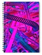 Pulse Spiral Notebook