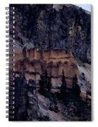 Pumice Castle I Spiral Notebook