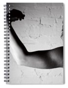 Pump You Up II Spiral Notebook