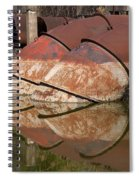 Pumphouse Intake Pipes Spiral Notebook