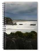 Punakaiki Rocks Spiral Notebook