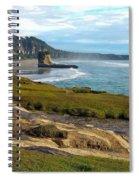 Punakaiki Truman Track Spiral Notebook