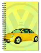 Punch Buggy Spiral Notebook