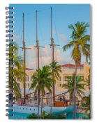 Punta Cana Resort Spiral Notebook