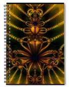 Puppet Spiral Notebook