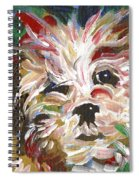 Puppy Spirit 101 Spiral Notebook