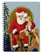 Puppy Talk Spiral Notebook