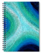 Pure Energy Spiral Notebook