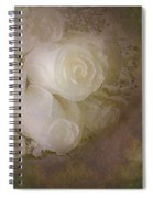 Pure Roses Spiral Notebook