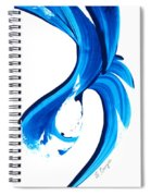 Pure Water 260 Spiral Notebook