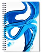 Pure Water 270 Spiral Notebook