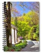 Purifying Walk Spiral Notebook