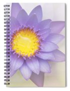 Purity And Grace Spiral Notebook