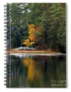 Purity Lake Spiral Notebook