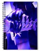 Purple Blue Fish...   # Spiral Notebook