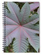 Purple By Nature Spiral Notebook