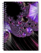 Purple Dream Spiral Notebook