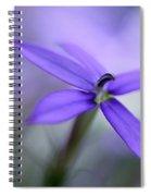 Purple Dreams Spiral Notebook