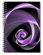 Purple Flirt Spiral Notebook
