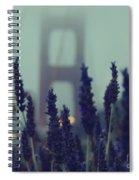 Purple Haze Daze Spiral Notebook