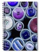 Purple Palate Spiral Notebook