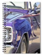 Purple Passion Classic Spiral Notebook