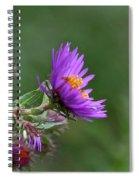 Purple Profiles Spiral Notebook