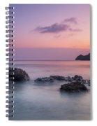 Vela Blanca Tower Spiral Notebook