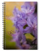 Purple Whispers Spiral Notebook