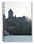 Pursuing The History Spiral Notebook