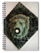 Push My Button Spiral Notebook