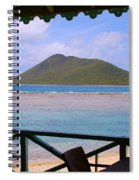 Pussers Marina Cay Spiral Notebook
