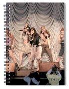 Pussycat Dolls Spiral Notebook