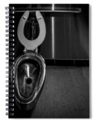 Put Down The Dam Seat Spiral Notebook