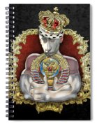 Putin's Dream - U S S R 2.0 Spiral Notebook