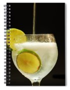 Putting Tonic Spiral Notebook