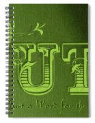 Putz Spiral Notebook
