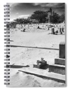 Puupiha Cemetery Lahaina Maui Spiral Notebook