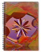 Puzzle Of Life Spiral Notebook