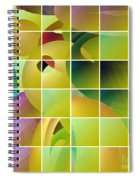 Puzzle Solved Spiral Notebook