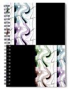 Puzzled 2 Spiral Notebook