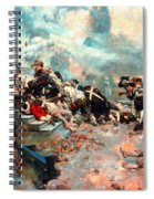Pyle: Chew House Attack Spiral Notebook