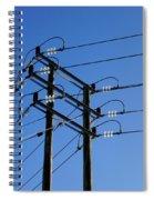 Pylon 15 Spiral Notebook