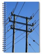 Pylon 21 Spiral Notebook