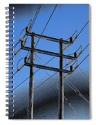 Pylon 21a Spiral Notebook