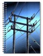 Pylon 21b Spiral Notebook