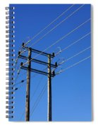 Pylon 23 Spiral Notebook
